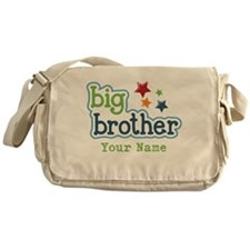Personalized Big Brother Messenger Bag
