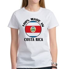 Made In Costa Rica Tee