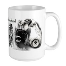 Schutzhund Got Power...Mug