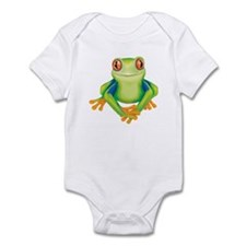 Frogs are Nice Infant Bodysuit