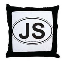 John Scotts Throw Pillow