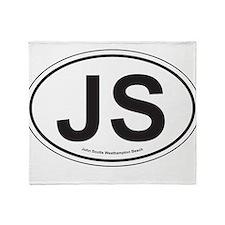 John Scotts Throw Blanket