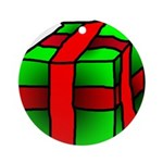 Gift Ornament (Round)