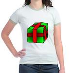 Gift Jr. Ringer T-Shirt
