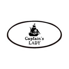 Captains Lady Patches