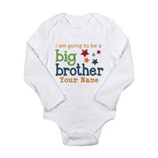 I am going to be a Big Brother Personalized Long S