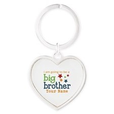 I am going to be a Big Brother Personalized Heart