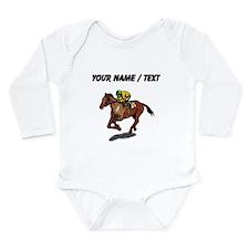 Custom Race Horse Body Suit