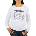 Programmer Women's Long Sleeve T-Shirt
