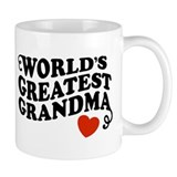 World's Greatest Grandma  Tasse