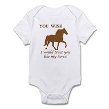 You WISH Infant Bodysuit