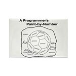 Programmer Rectangle Magnet (10 pack)