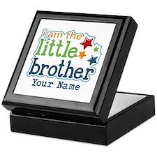 Little Brother - Personalized Keepsake Box
