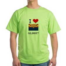 I Love Gilbert Arizona T-Shirt