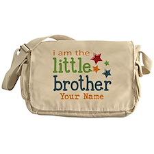 I am the Little Brother Messenger Bag
