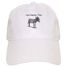 Custom Mule Sketch Baseball Cap