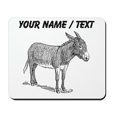 Custom Mule Sketch Mousepad