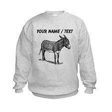 Custom Mule Sketch Sweatshirt