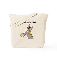 Custom Cartoon Mule Tote Bag