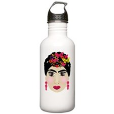 Frida Khalo Water Bottle