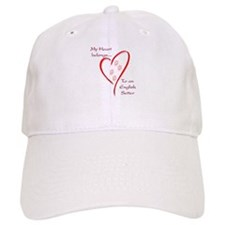 English Setter Heart Belongs Baseball Cap