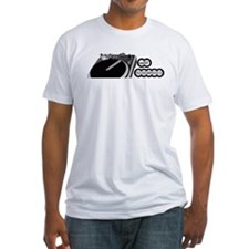 DJ Cisco Fitted T-shirt (Made in the USA)