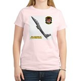 F-15E Strike Eagle Women's Pink T-Shirt