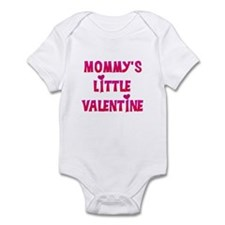 Mommy's Little Valentine Infant Creeper