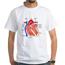 Heart Diagram Shirt