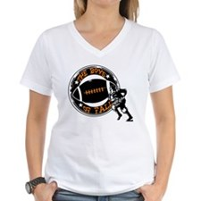 Boys of Fall Football Desgin T-Shirt