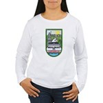 Middlebury Police Women's Long Sleeve T-Shirt