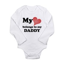 My Heart Belongs To My Daddy Body Suit