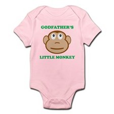 Godfathers Little Monkey Body Suit