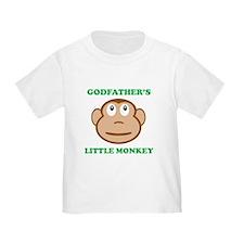 Godfathers Little Monkey T-Shirt