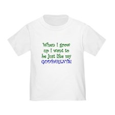 Just Like My Godparents T-Shirt