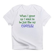Just Like My Uncle Infant T-Shirt
