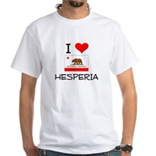 I Love Hesperia California T-Shirt