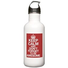 Keep Calm Youre Awesom Water Bottle