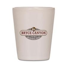 Bryce Canyon National Park Shot Glass