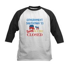 Government Shutdown 2013 Baseball Jersey