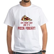 Pizza Friday v2 Shirt