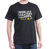 World's Greatest Grandpa T-Shirt