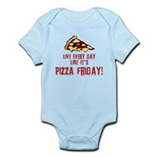 Pizza Friday v2 Body Suit