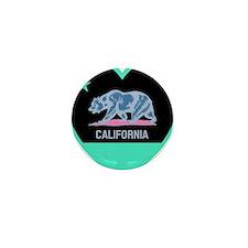 Love California - Bright Mini Button
