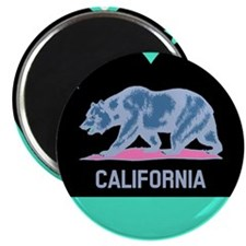 Love California - Bright Magnets