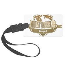 Mount Bachelor Oregon Ski Resort 4 Luggage Tag