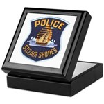 St Clair Shores Police Keepsake Box