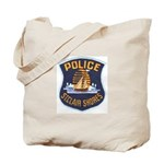 St Clair Shores Police Tote Bag
