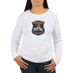 St Clair Shores Police Women's Long Sleeve T-Shirt