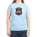 St Clair Shores Police Women's Pink T-Shirt